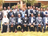 The First Consultative Meeting of the Somalia Federalism Network (SFN) at Entebbe, Uganda on 9-11 of July, 2016