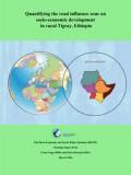 Quantifying the road influence zone on socio- economic development in rural Tigray, Ethiopia