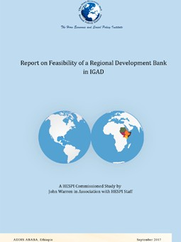 Report on Feasibility IGAD Bank