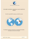 Conference Proceedings of 2016 HESPI conference on IGAD Economies