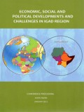 Conference Proceedings of 2014 HESPI conference on IGAD Economies