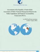 Assessment of Public Financial Management in South Sudan Based on Public Expenditure and Financial Accountability Framework (PEFA)