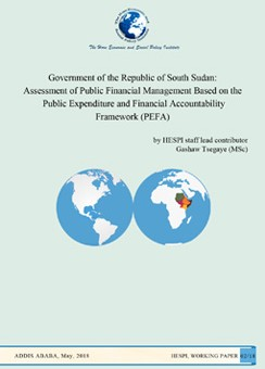 Assessment Of Public Financial Management_2018