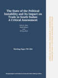 The State of the Political Instability and Its Impact on Trade in South Sudan: A Critical Assessment