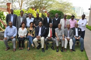 Seminar for Finance and Planing committee (FPC) of the Somalia 13-16,December 2014