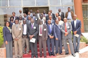 Seminar for Somalia and South Sudan Officials